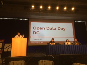 DC- Open Data Day Welcome